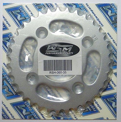 Honda Steel Rear Sprocket Moto-X 50 CRF-F 2004-2009 2011-2016  50 XR 200-2003 35 Teeth RSH-065-35
