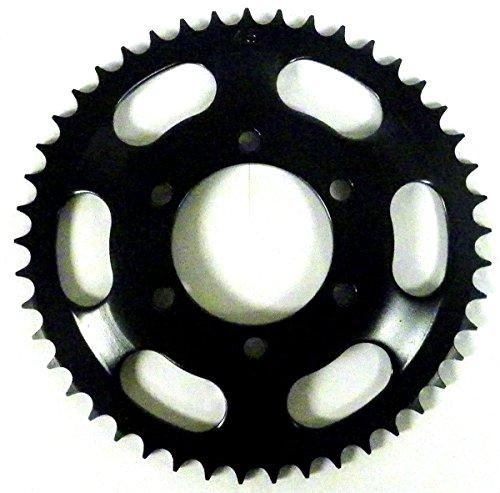 YAMAHA Steel Rear Sprocket Moto-X TT 225 1999-2000 TT-R 225 2001-2004 XT 225 1992-2007TY 250 1977 45 Teeth RSY-065-45 OEM  1KH-25445-00-00