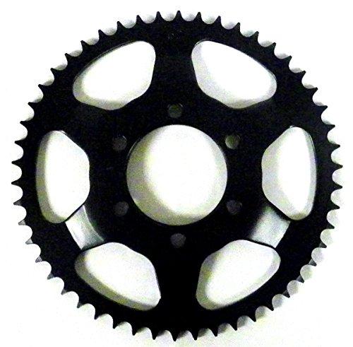 YAMAHA Steel Rear Sprocket Moto-X TT 225 1999-2000 TT-R 225 2001-2004 XT 225 1992-2007TY 250 1977 50 Teeth RSY-065-50