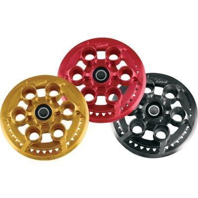 Barnett Billet Clutch Pressure Plate - Red 361-25-01812