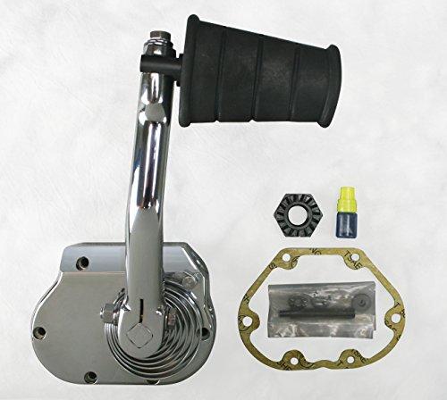 Ultima Transmission Kicker Kit 5 6 speed 96-969 Chrome