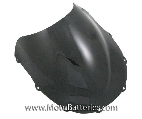 Motobrackets Acrylic Windscreen Smoke for Kawasaki ZX-7R ZX7R 1996-2003