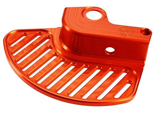 Bullet Proof Designs KTMFD-15-20MM - KTMHusabergHusqvarna Front Disc Guard Orange