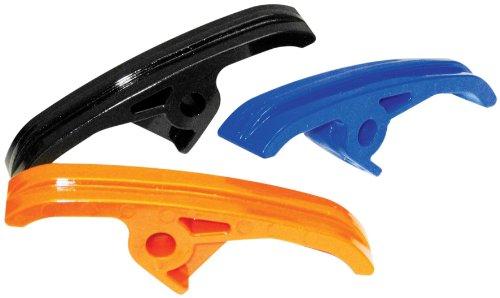 TM Designworks Frame Mount Chain Guide Pad Orange for Husaberg KTM