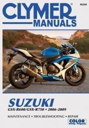 Clymer Suzuki GSX-R600GSX-R750 - 2006-2009