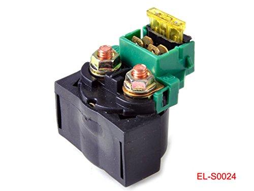 Starter Relay Solenoid for Suzuki GSXR600 GSXR600W GSXR750 GSXR1100 GSX-R600W GSX-R750 GSX-R1100 GS500 GS500E GS500F