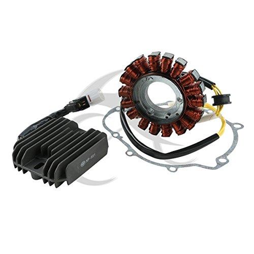 TCMT Stator Regulator Rectifier With Gasket For SUZUKI GSXR 750 GSX-R 750 GSX-R750 2006 2007 2008 2009 2010 2011