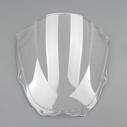 Areyourshop Windshield WindScreen For Honda RVT1000R VTR1000 SP1 SP2 RC51 2000-2006