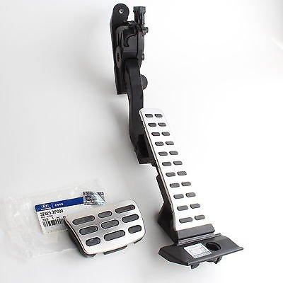 Genuine OEM Hyundai Veloster Pedal Kit Automatic Transmission 32700-2V110ATSET