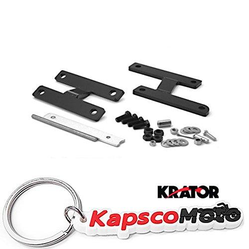 Krator Motorcycle 1997-2007 Honda VT600C Shadow VLX 55 Forward Control Extensions 01 02 03 04 05  KapscoMoto Keychain