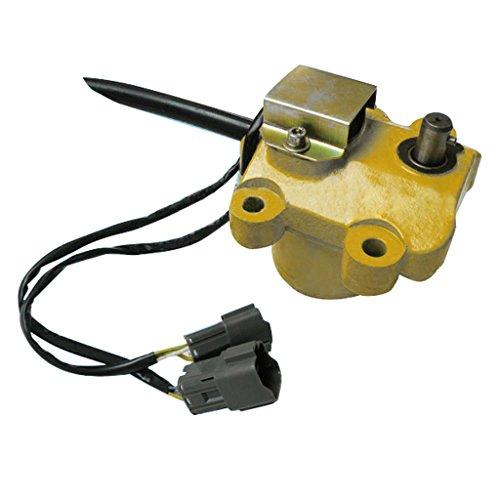 SINOCMP Excavator Throttle Motor Assy 7824-31-3600 for Komatsu Governor PC150-5