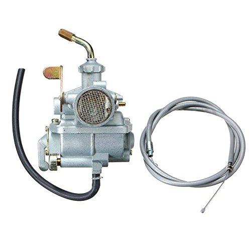 Auto-Moto Carburetor Throttle Cable For Honda ST90 Trailsport 90 1973-1975