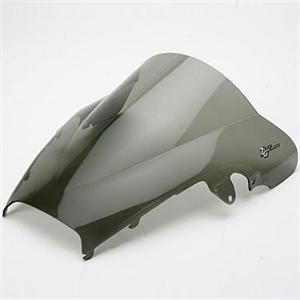 Zero Gravity Double Bubble Series Windscreen for Kawasaki 2009-11 Ninja 650R - One Size