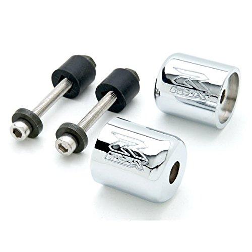 Krator HBD005S RR Engraved Bar Ends Weights Slider1 Pack