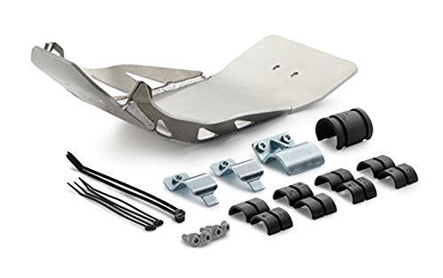 NEW KTM ALUMINUM SKID PLATE 450 SX-F XC-F EXC-F 500 EXC-F 2016-2017 79403990544