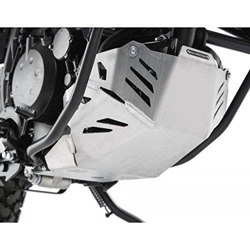 SW-MOTECH Aluminum Skid Plate Engine Guard for Kawasaki KLR650 08-17