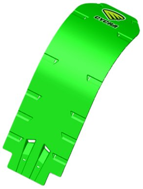 Cycra  Skid Plate Green for Kawasaki