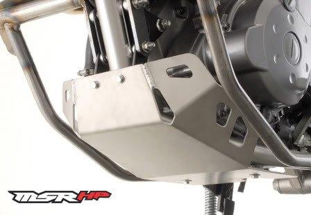 All Years Yamaha TW200 Dirt Bike Skid Plate