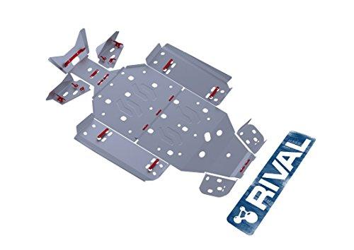 Skid plate kit for Polaris RZR 570