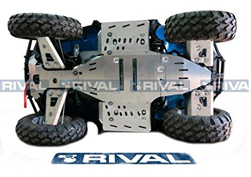 Skid plate kit for Polaris Sportsman 850 550 Touring