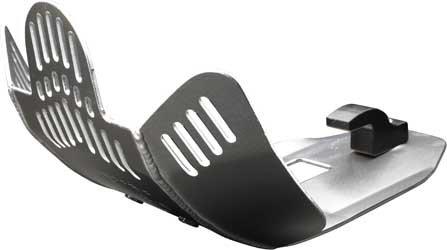 Devol Skid Plate Aluminum for Honda XR650R XR 650R 00-07