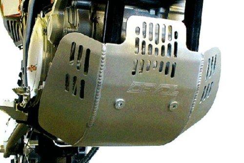 Devol Skid Plate Aluminum for Kawasaki KX 500 KX500 94-05