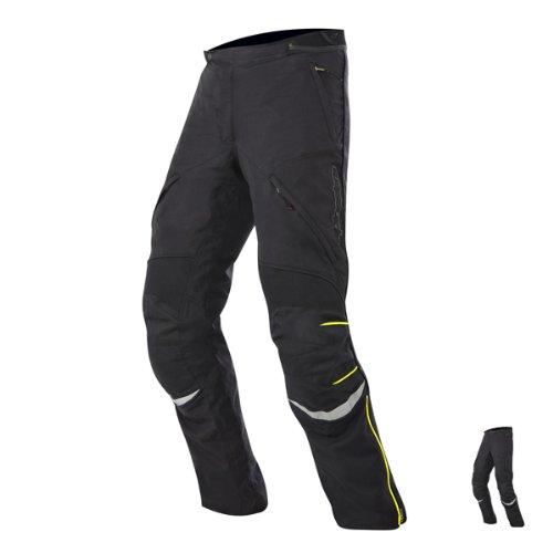 Alpinestars New Land Gore-tex Pants - X-large/black/yellow Fluorescent