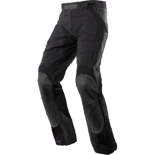 Alpinestars Tech St Gore-tex Pants , Distinct Name: Black, Primary Color: Black, Size: 48, Gender: Mens/unisex