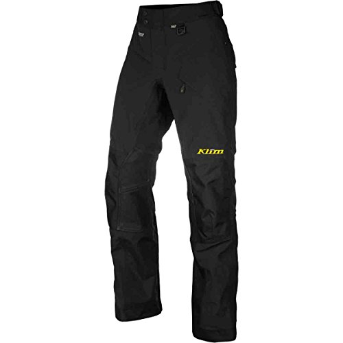 Klim Latitude Men's Dirt Bike Motorcycle Pants - Black / Size 34