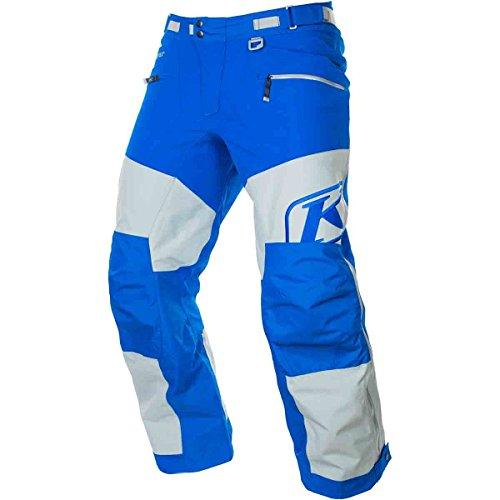 Klim Powerxross Men's Ski Snowmobile Pants - Blue / Medium