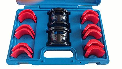 Motion Pro Ringer Fork Seal Driver 43mm//Black//Blue