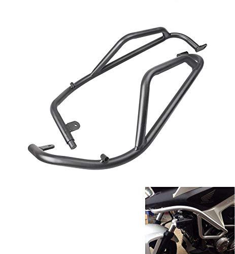 Luckmart Motorcycle Crash Bars Protector Guard For Honda NC700X NC750X 2012 2013 2014 2015 Black