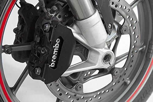Front brake caliper cover guard black BMW R1200GS 2013 R1200GS Adventure 2014 2015 2016 2017 F800R 2015 R1200R 2015 R1200RS R1200RT 2014 RnineT S1000XR