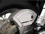 Show Chrome Accessories 55-308 Rear Brake Caliper Cover