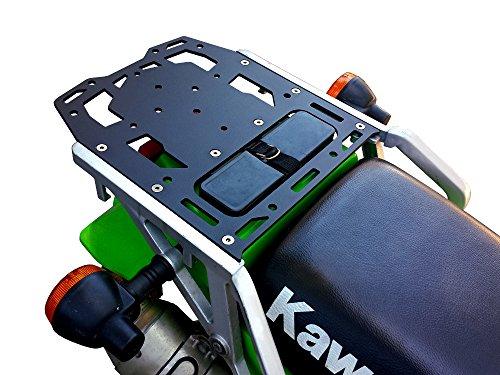 Kawasaki KLR650 ADVENTURE Series Rear Luggage Rack 87-07