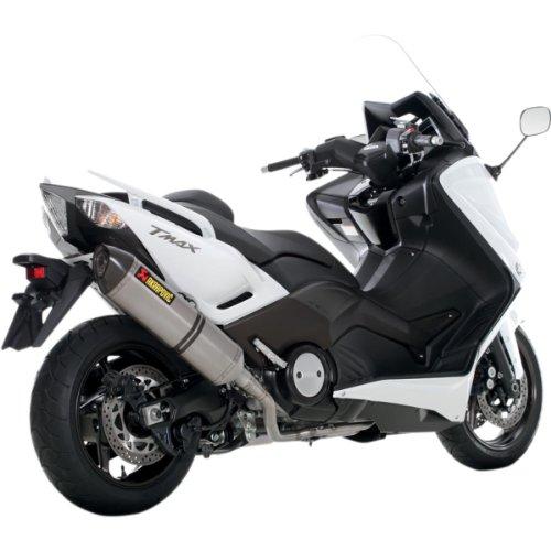 Akrapovic Exhaust Racing Titanium Yamaha Tmax 2008-2015 S-Y5R2-RT