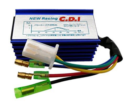 Generic CDI Polaris Predator 50 90 Youth ATV Quad 2003 2004 2005 2006 50cc 90cc NO Rev Limit Advanced Timing New Z19