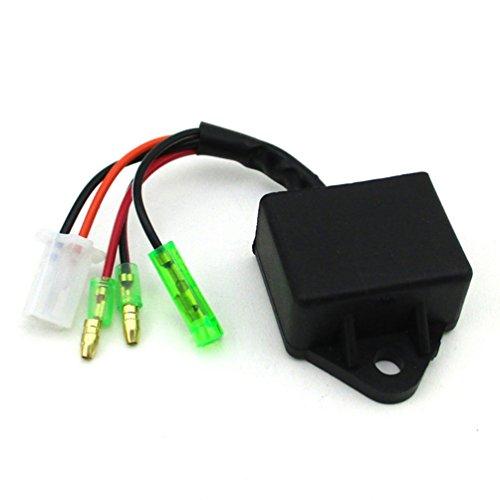 XLJOY AC Ignition CDI Box for ETON 50cc 70cc 90cc ALPHA SPORTS ARCTIC CAT 50 90 YOUTH ATV