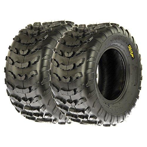 Set of 2 SunF A006 ATV Tire 22x10-10 4 Ply