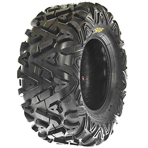 SunF A033 ATV Tire 25x11-10 Rear 6 Ply