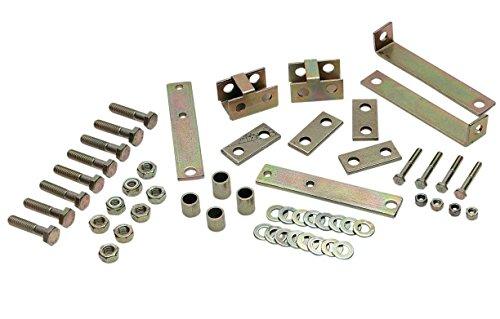 High Lifter Products PLK9RZRT-50 ATV Lift Kit