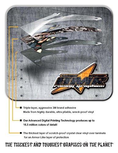 2005-2014 Honda CRF 450X AMRRACING ATV Graphics Decal Kit-Stars and Stripes
