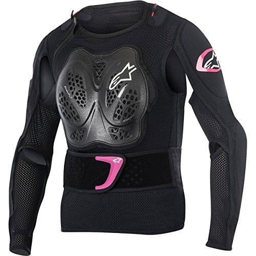 Alpinestars Bionic Jacket Womens Off-Road Body Armor - BlackPurple  Large