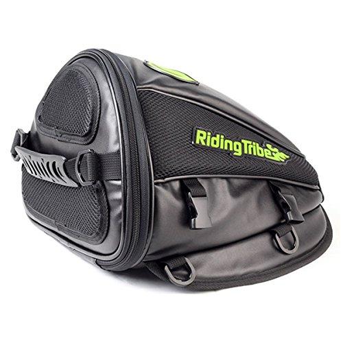 Motorcycle Bike Sports Tail Box Tank Saddle Bag Gear Case