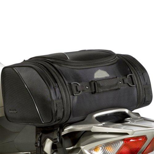 Tour Master Elite Motorcycle Tail Bag - Black  One Size