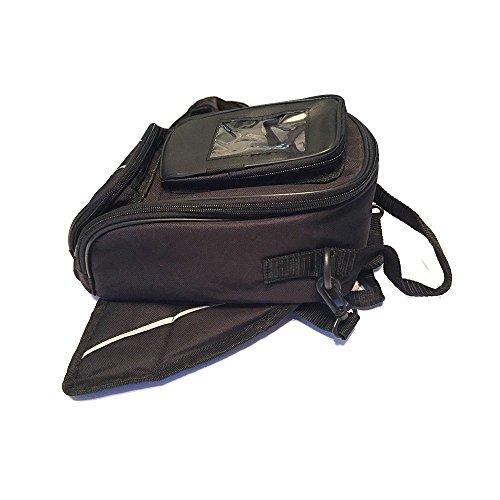 Motorcycle Tank Bag TB400 Black