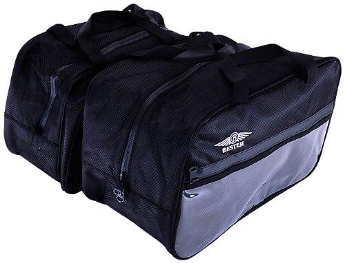 Bestem LGCA-RT-SDL Black Saddlebag Liners for Can-Am Spyder RT