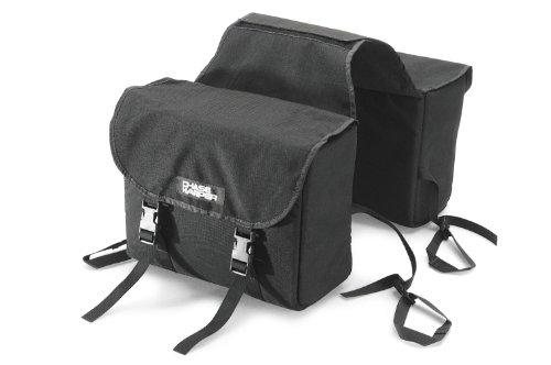 Chase Harper 3775 Phoenix Black Saddle Bag - 212 Liters
