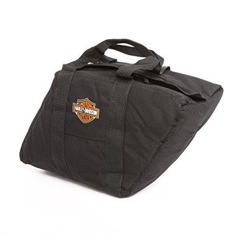 Harley Davidson Slant Saddlebag Liner Black
