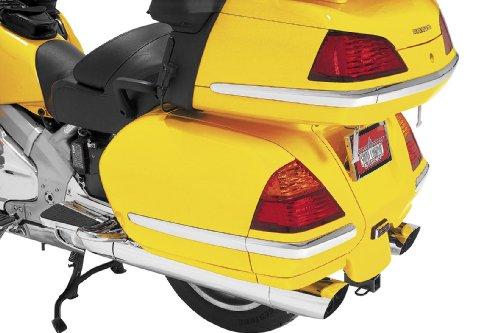 Show Chrome Saddlebag Molding Inserts for Honda GL1800